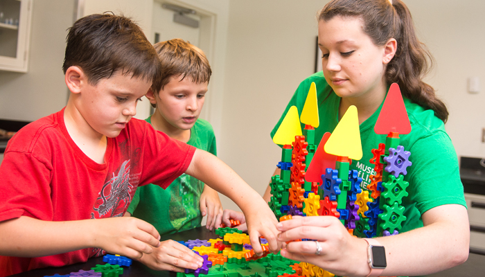 LEGO® Early Coding Camp | Durham | Museum of Life and Science